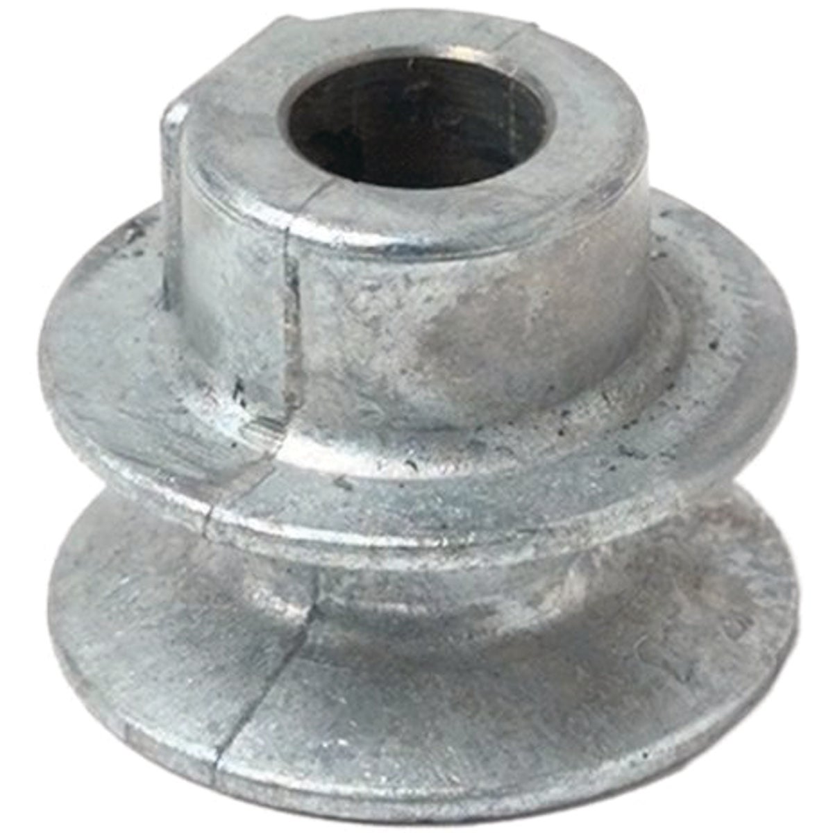1-1/2X1/2 PULLEY - 150A5 by Chicago Die Casting