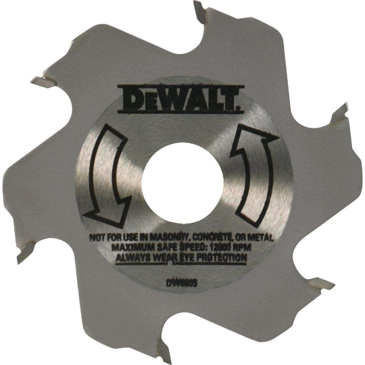 """4"""" 6T JOINER BLADE - DW6805 by DeWalt"""
