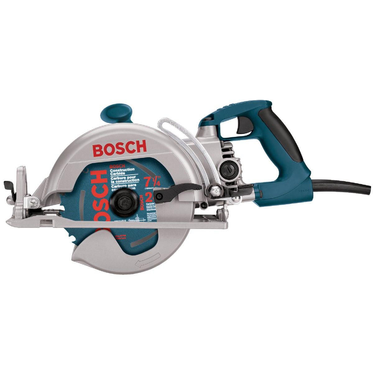 """7-1/4""""14# WORM DRIVE SAW - 1677M by Robt Bosch Tool Corp"""