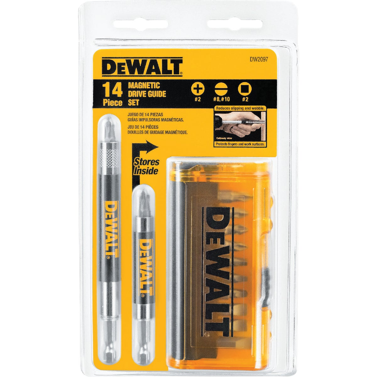 14PC DRIVE GUIDE SET - DW2097 by DeWalt