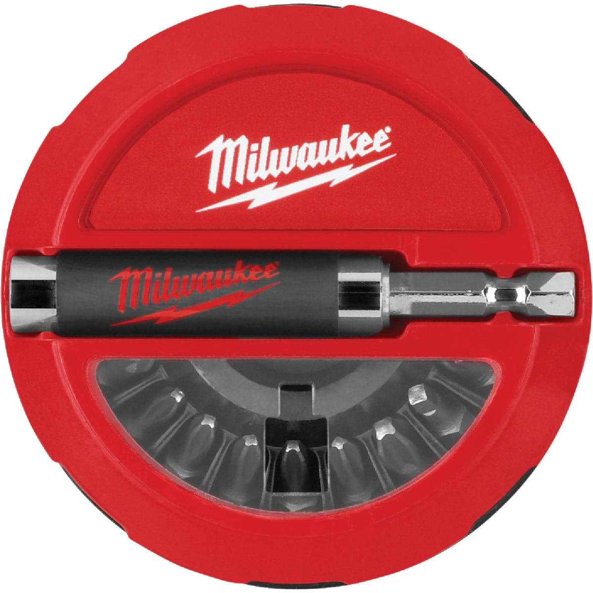 20PC INSERT BIT PUCK - 48-32-1700 by Milwaukee Accessory
