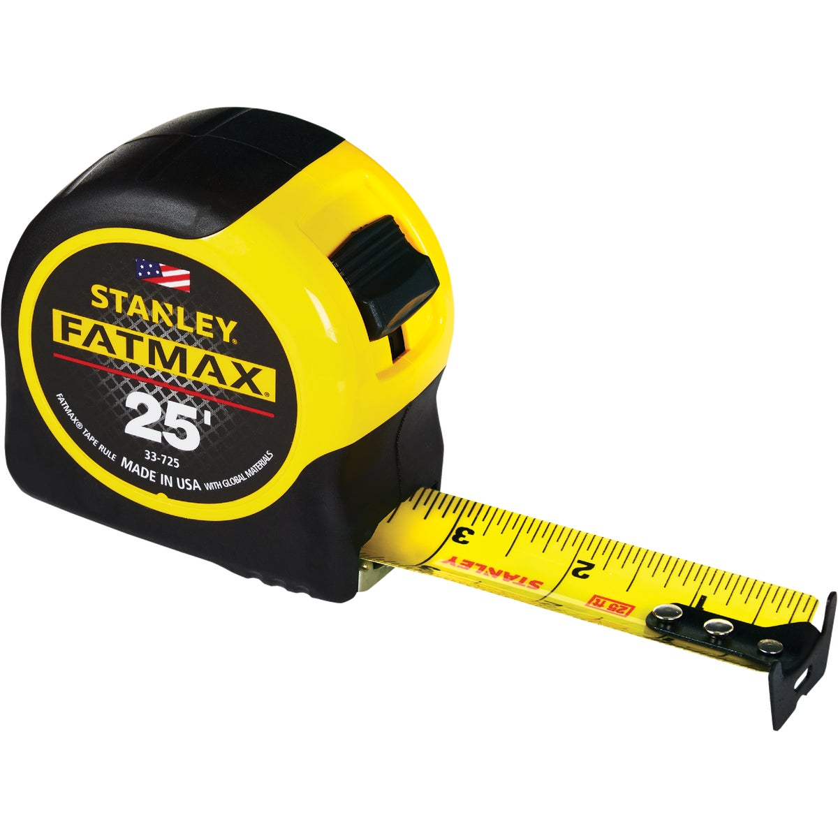 "1-1/4""X25' TAPE RULE - 33-725 by Stanley Tools"