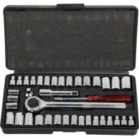 Great Neck 40 PIECE SOCKET SET PS040