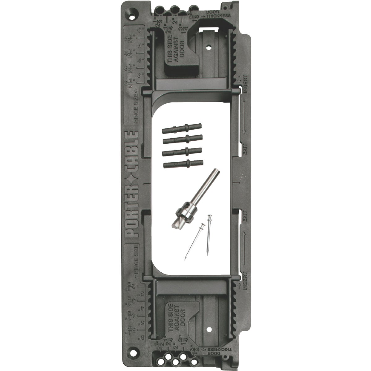 DOOR HINGE TEMPLATE - 59370 by DeWalt