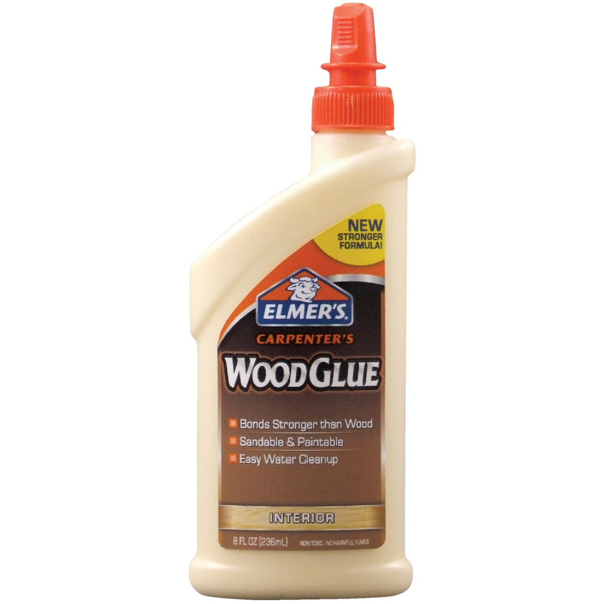 8OZ WOOD GLUE - E7010 by Elmers Products Inc
