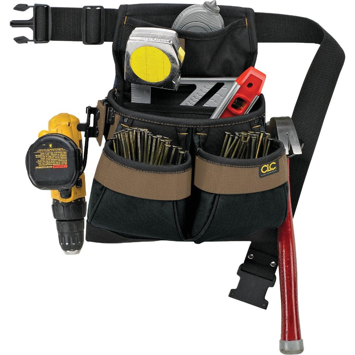 5PKT FRAMER'S BAG - PK1836 by Custom Leathercraft