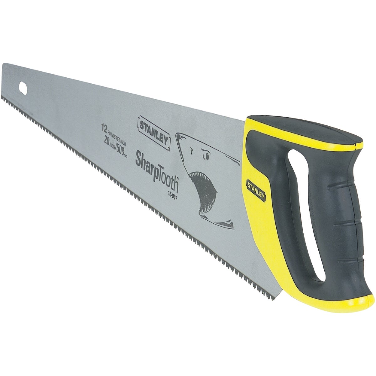 "20"" SHARPTOOTH SAW - 20-527 by Stanley Tools"