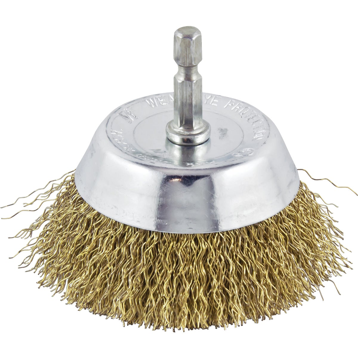 "2-3/4""CRS WIRE CUP BRUSH"