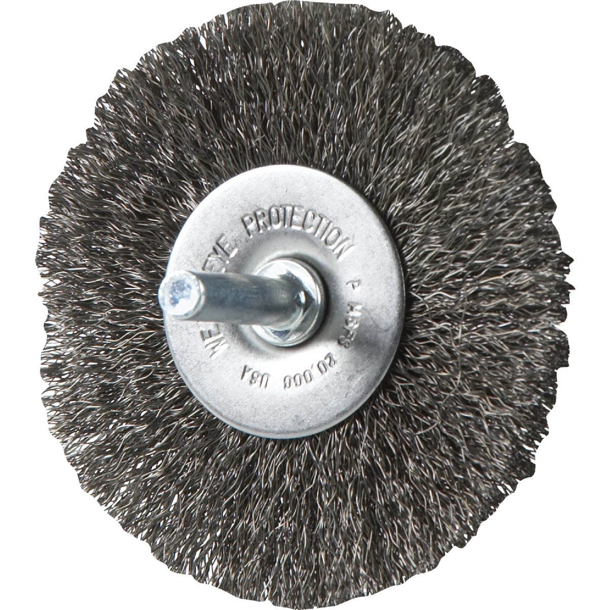 "3"" FINE WIRE WHEEL - 36059 by Weiler Corporation"
