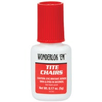Wonderlokking Corp. .17OZ CHAIR JNT ADHESIVE W2082