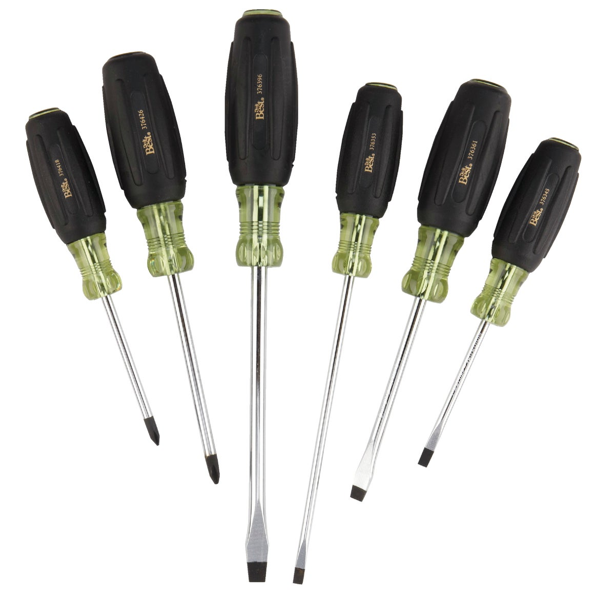 6PC SCREWDRIVER SET - 345520 by Do it Best