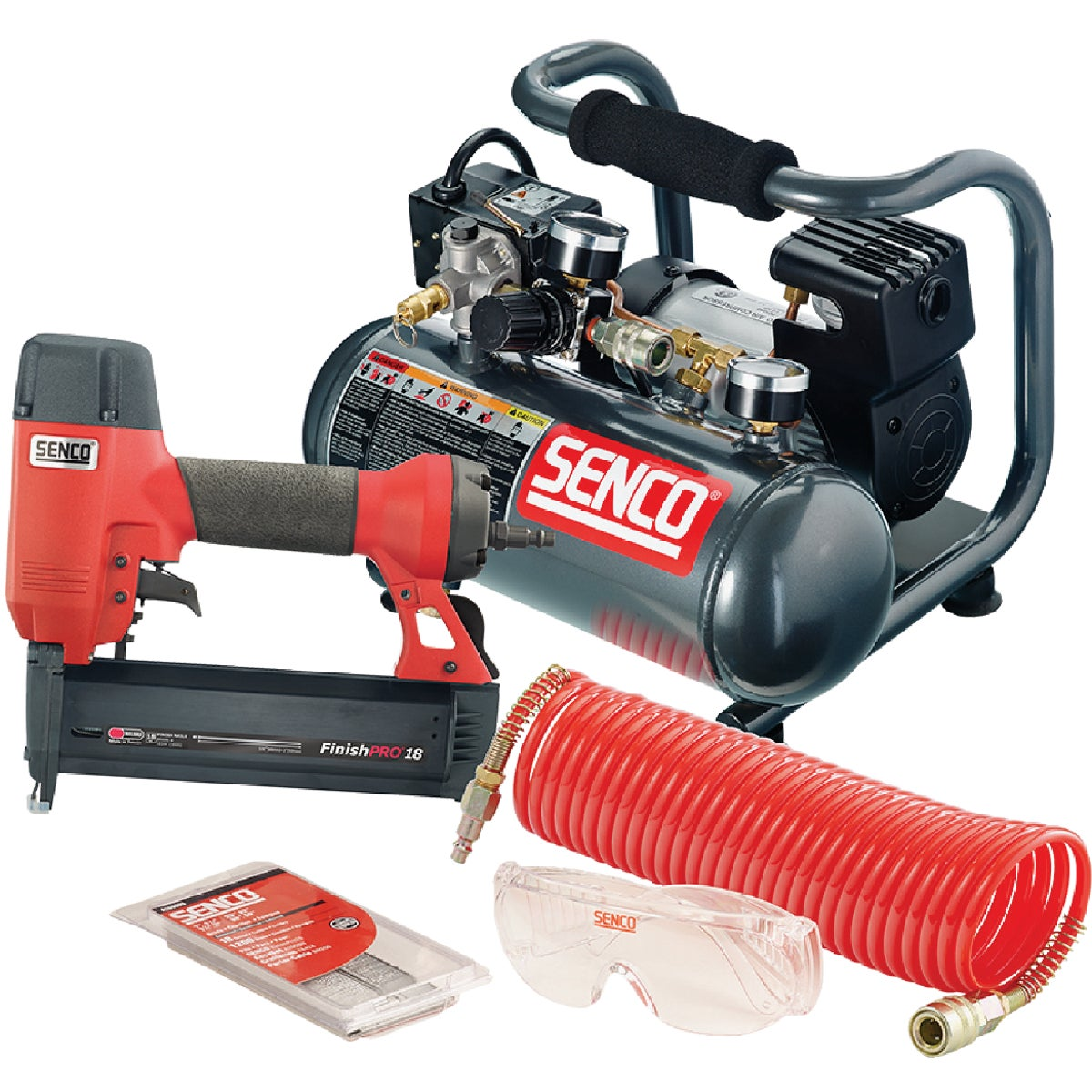 BRAD NAILER KIT - PC0947 by Senco Brands