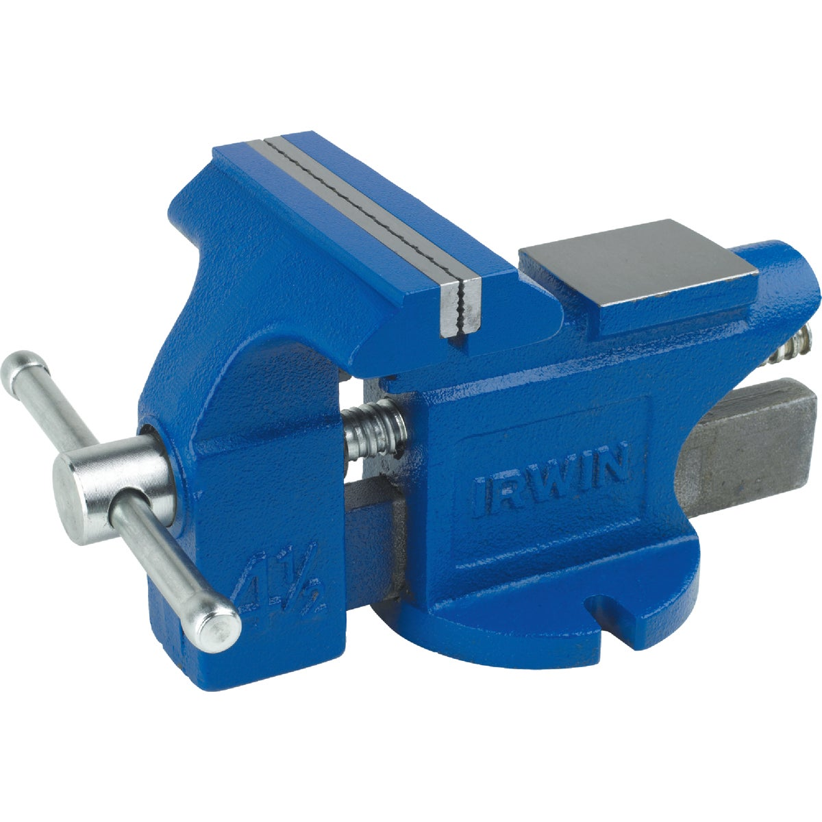 "4-1/2"" BENCH VISE - 2026303 by Irwin Industr Tool"