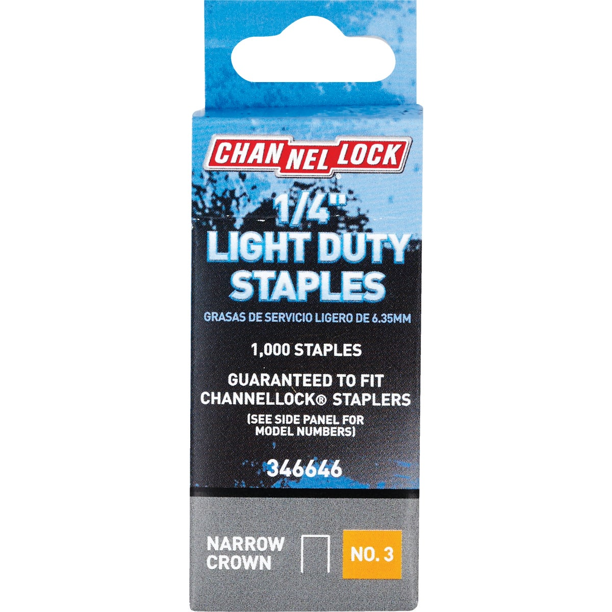 "1/4"" STAPLE - 346646 by Do it Best"