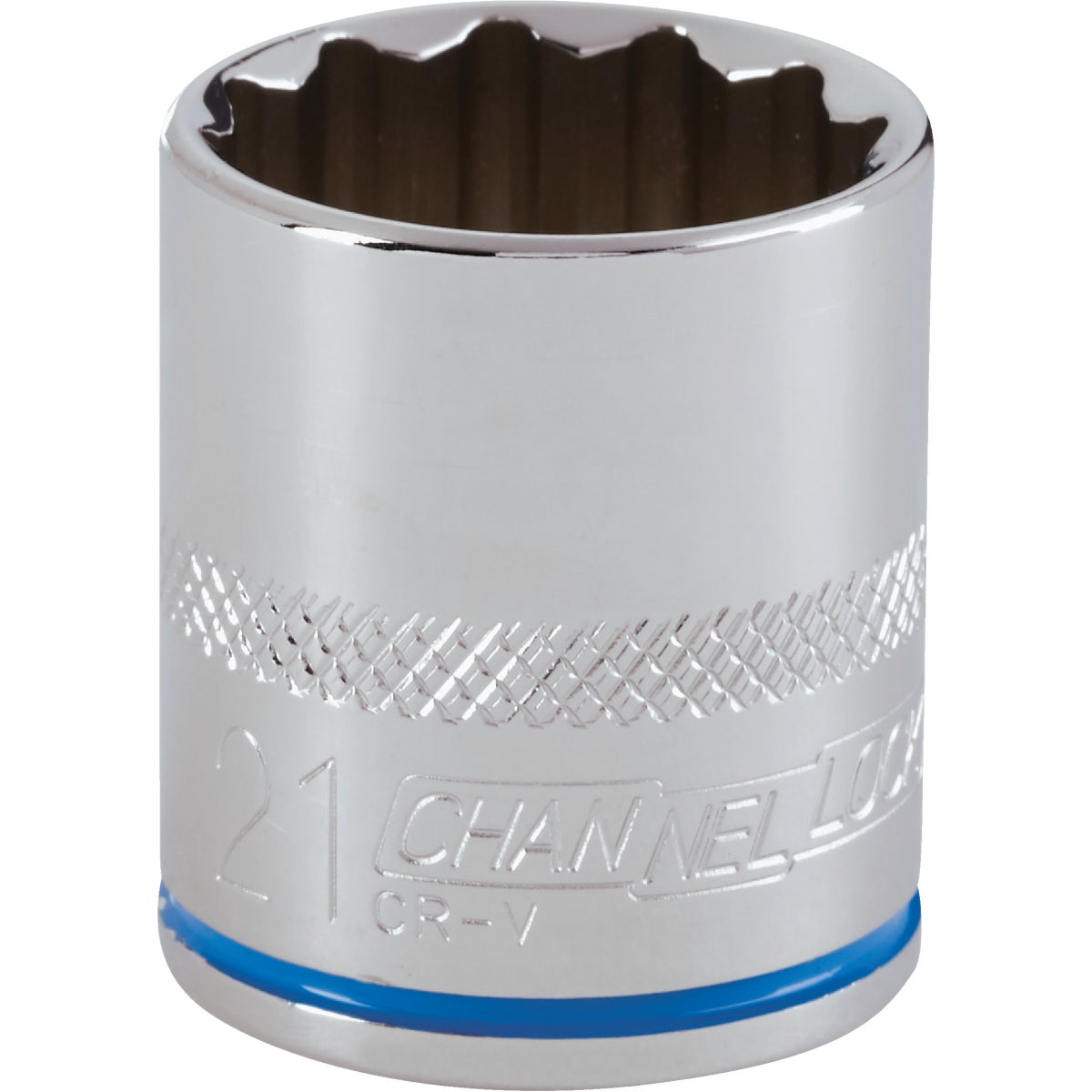 "21MM 3/8"" DRIVE SOCKET - 347043 by Danaher Tool Ltd"