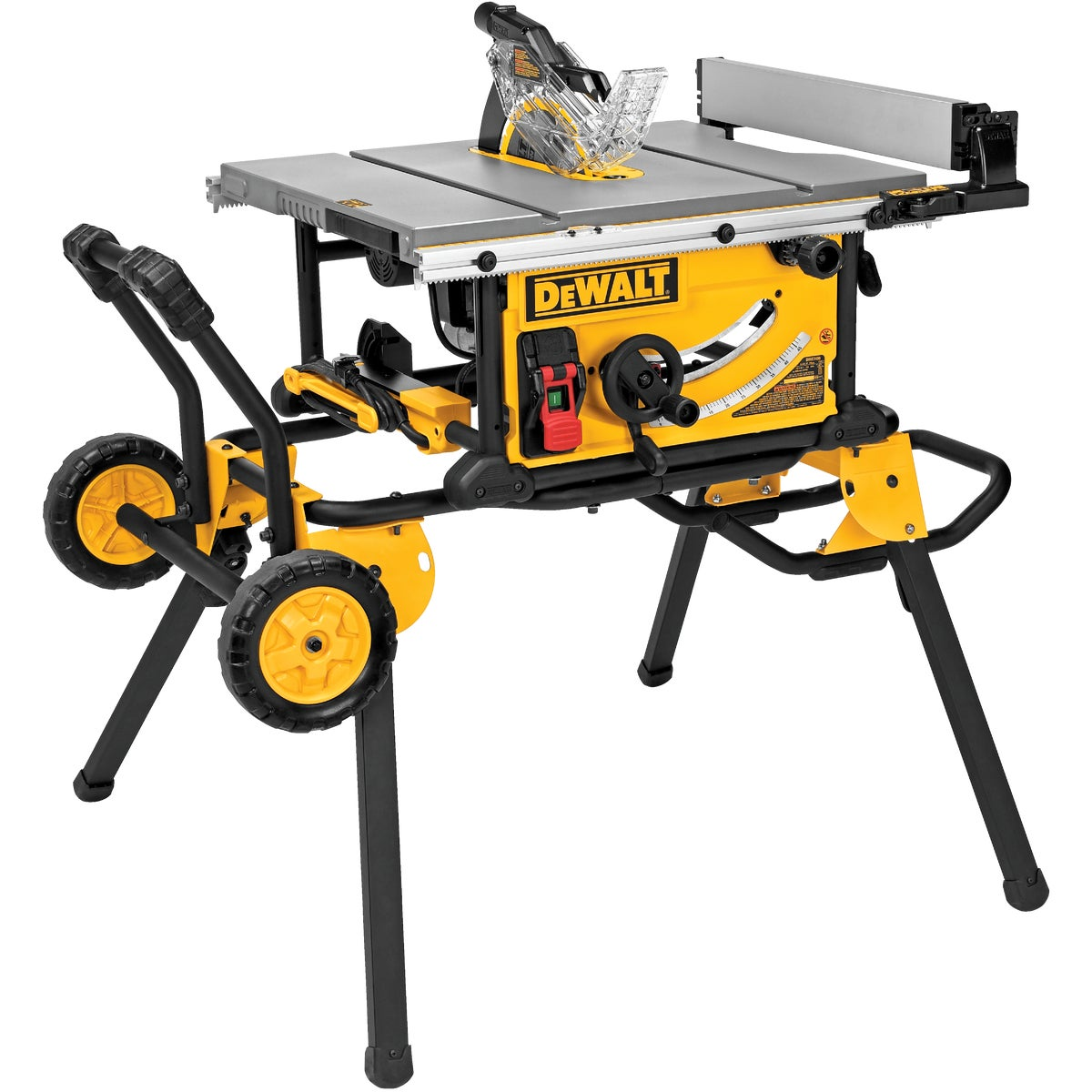 "10"" JOBSITE TABLE SAW - DWE7491RS by DeWalt"