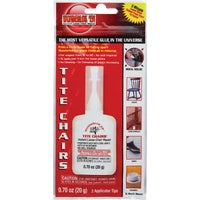 Wonderlokking Corp. .70OZ CHAIR JNT ADHESIVE W2081