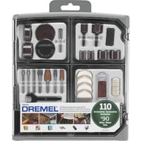 Dremel 110PC ACCESSORY KIT 709-01