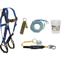 MSA Safety/InCom FALL PROTECTION KIT 10095901