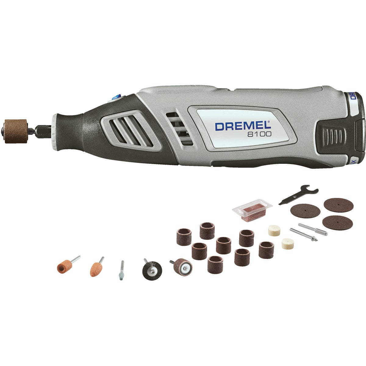 8V MAX ROTARY TOOL - 8100-N/21 by Dremel Mfg Co
