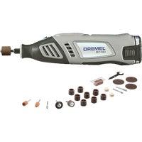Dremel 8V MAX Cordless Rotary Tool Kit, 8100-N/21