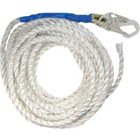 MSA Safety/InCom 50' ROPE LIFELINE 10096516