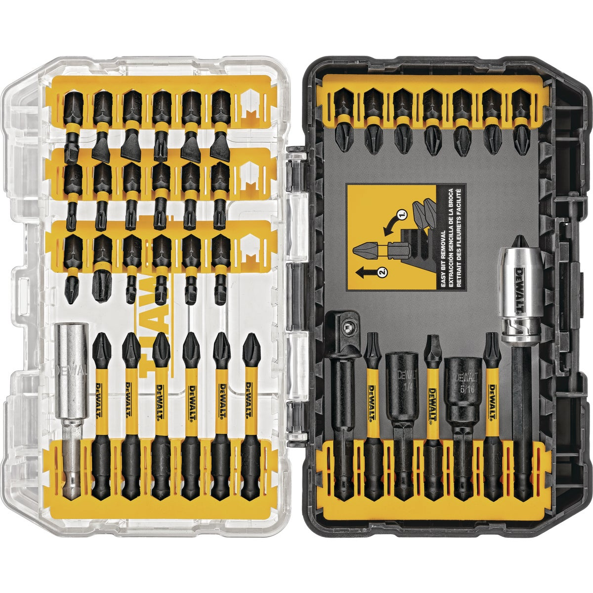 34PC IMPACT READY SET - DW2153 by DeWalt