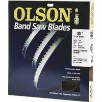Olson Saw 80X3/16 10TPI BLADE 10080