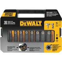 Black & Decker/DWLT 10PC 3/8