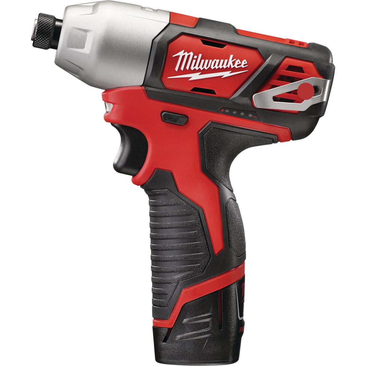 12V IMPACT DRIVER KIT - 2462-22 by Milwaukee Elec Tool