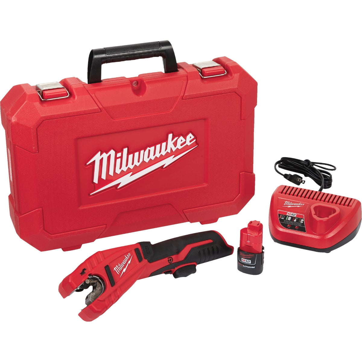 12V PIPE CUTTER - 247121 by Milwaukee Elec Tool