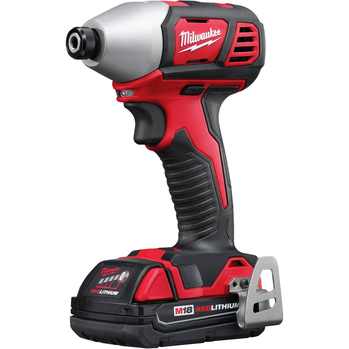 18V LI-ION IMPACT DRIVER - 265021 by Milwaukee Elec Tool