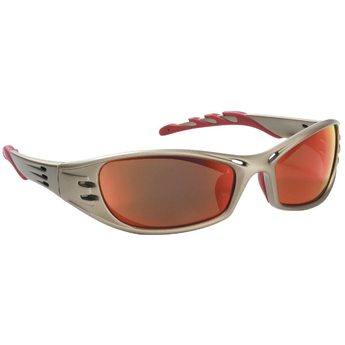 RED SAFETY SUNGLASSES - 90987-80025 by 3m Co
