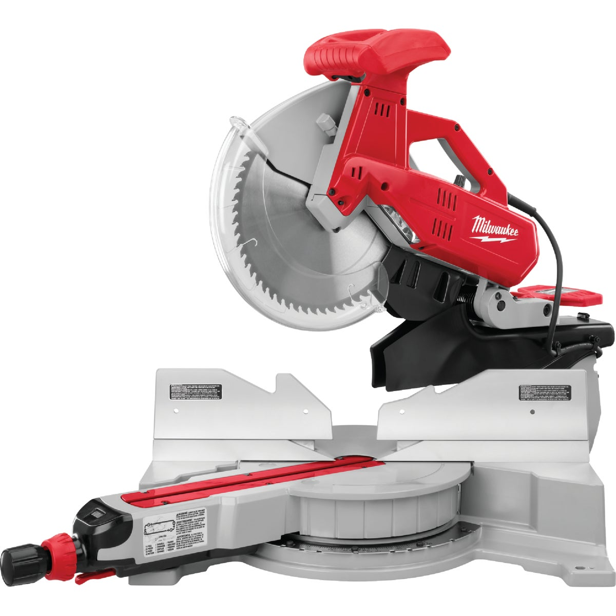 "12"" SLIDING MITER SAW - 695520 by Milwaukee Elec Tool"