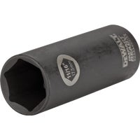 DeWalt 3/8 In. Drive Deep Impact Socket, DW2289