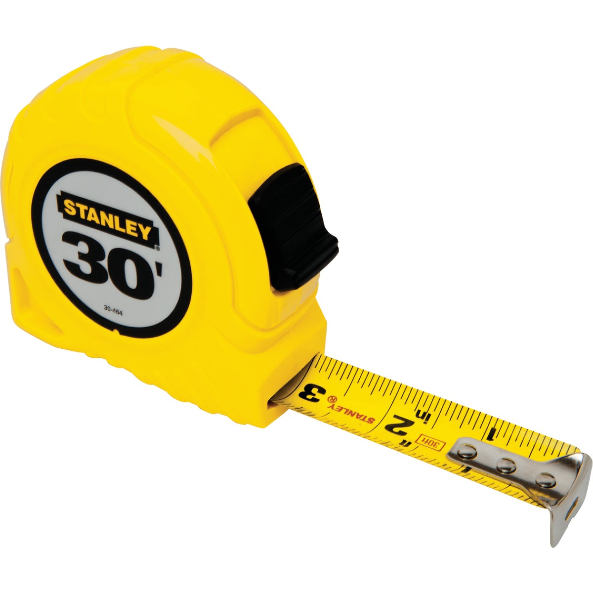 "1""X30' YEL TAPE RULE - 30-464 by Stanley Tools"