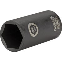 DeWalt 3/8 In. Drive Deep Impact Socket, DW2293