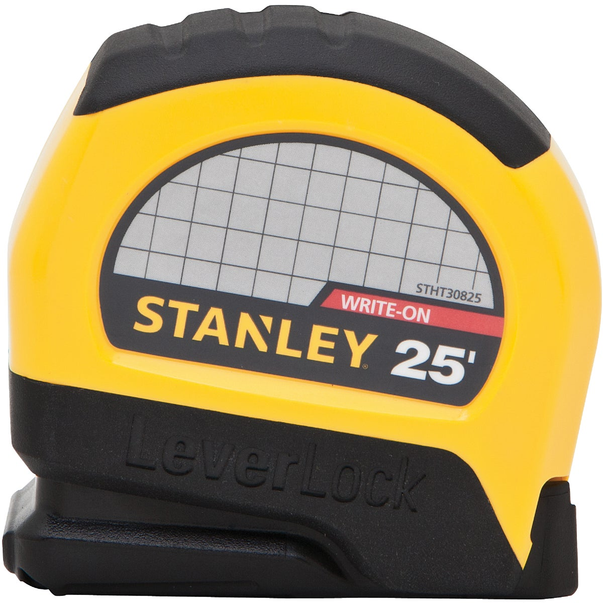 """1""""X25' YEL TAPE RULE - STHT30825 by Stanley Tools"""