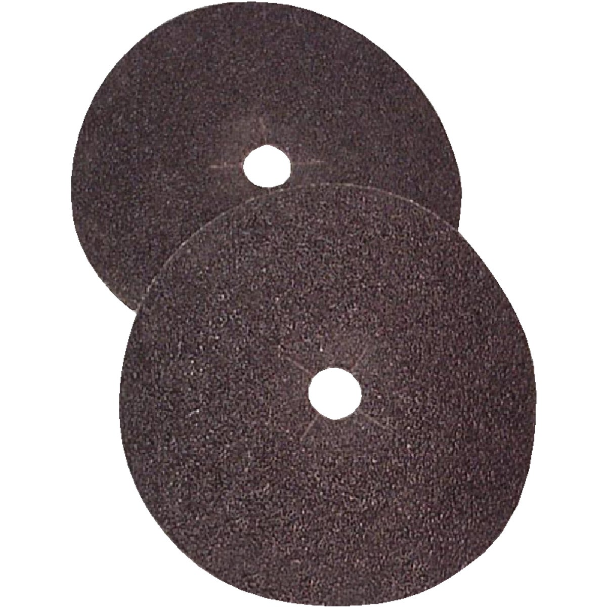 "7"" 80G FLR SANDING DISC - 006-870880 by Virginia Abrasives"