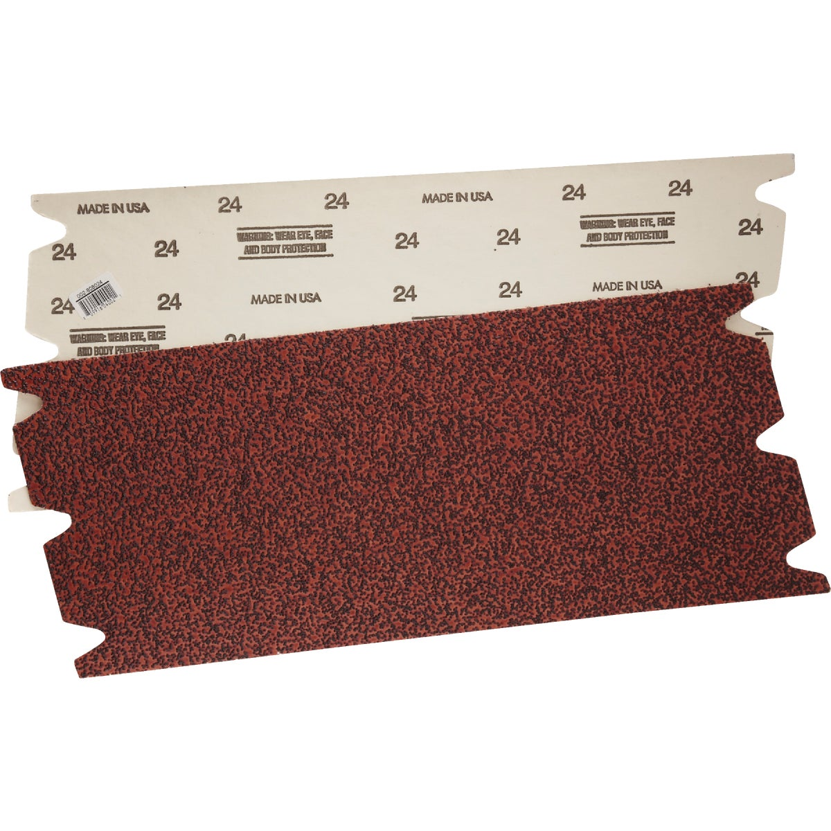 24G FLOOR SANDING SHEET - 002-808024 by Virginia Abrasives
