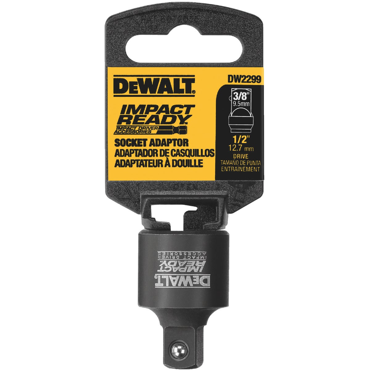 1/2 TO 3/8 SQUARE ANVIL - DW2299 by DeWalt