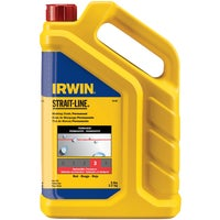 Irwin GAL/5LB RED CHALK 65102