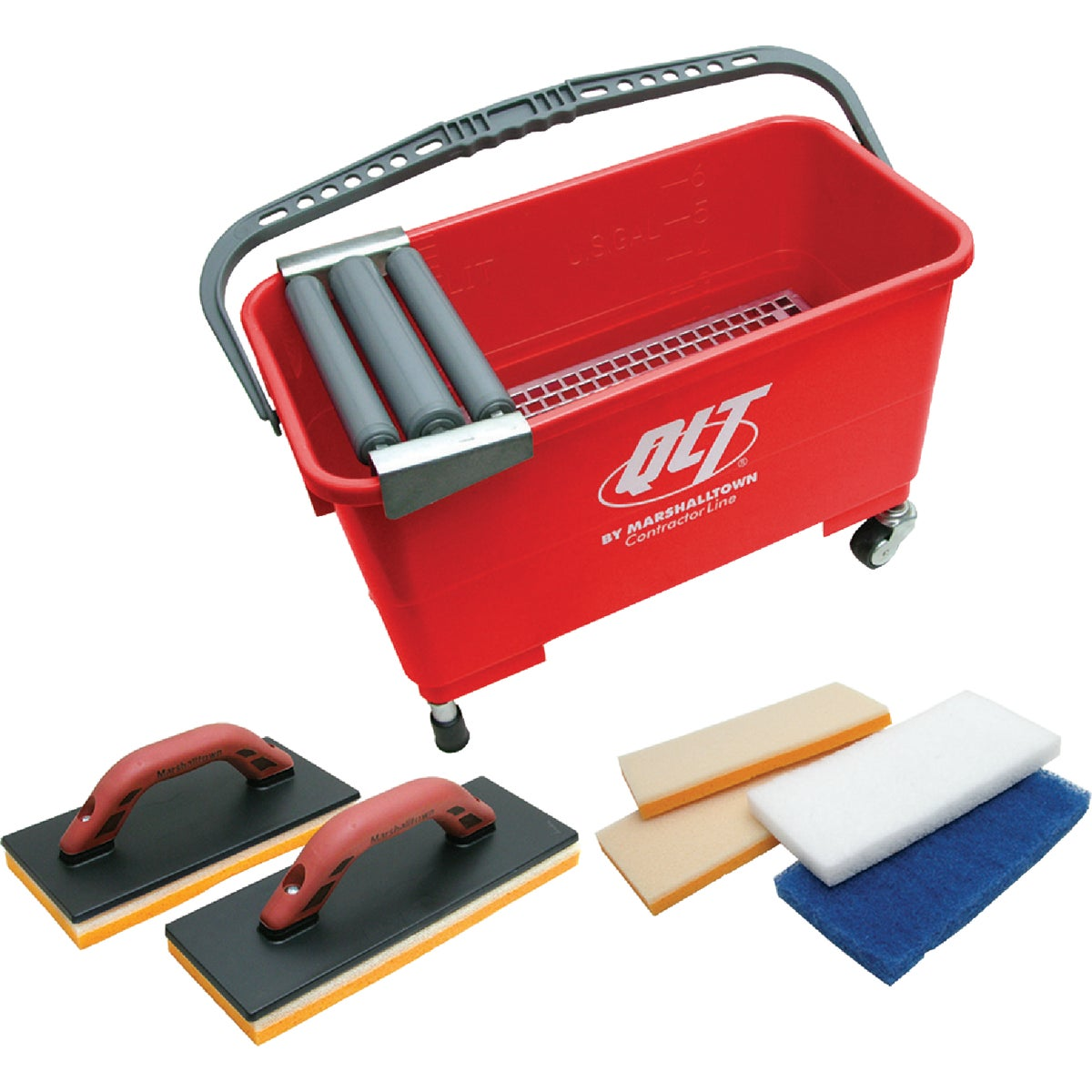 DELUXE GROUT SYSTEM - 16791 by Marshalltown Trowel