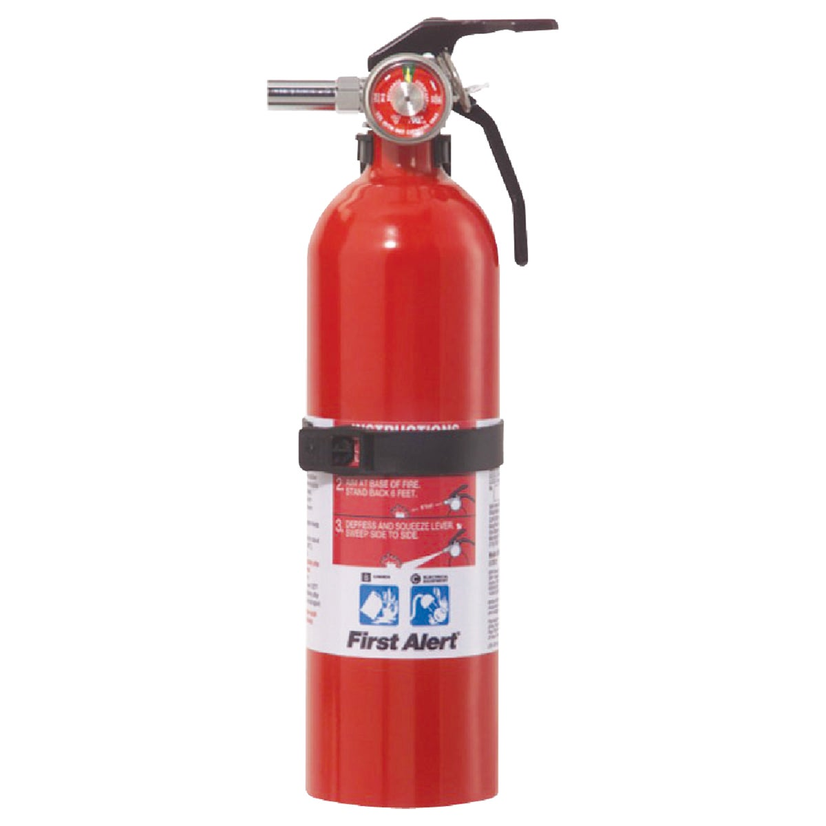 5 BC FIRE EXTINGUISHER - REC5 by First Alert  Jarden