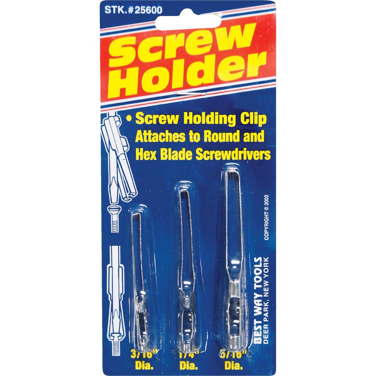 SCREW HOLDER