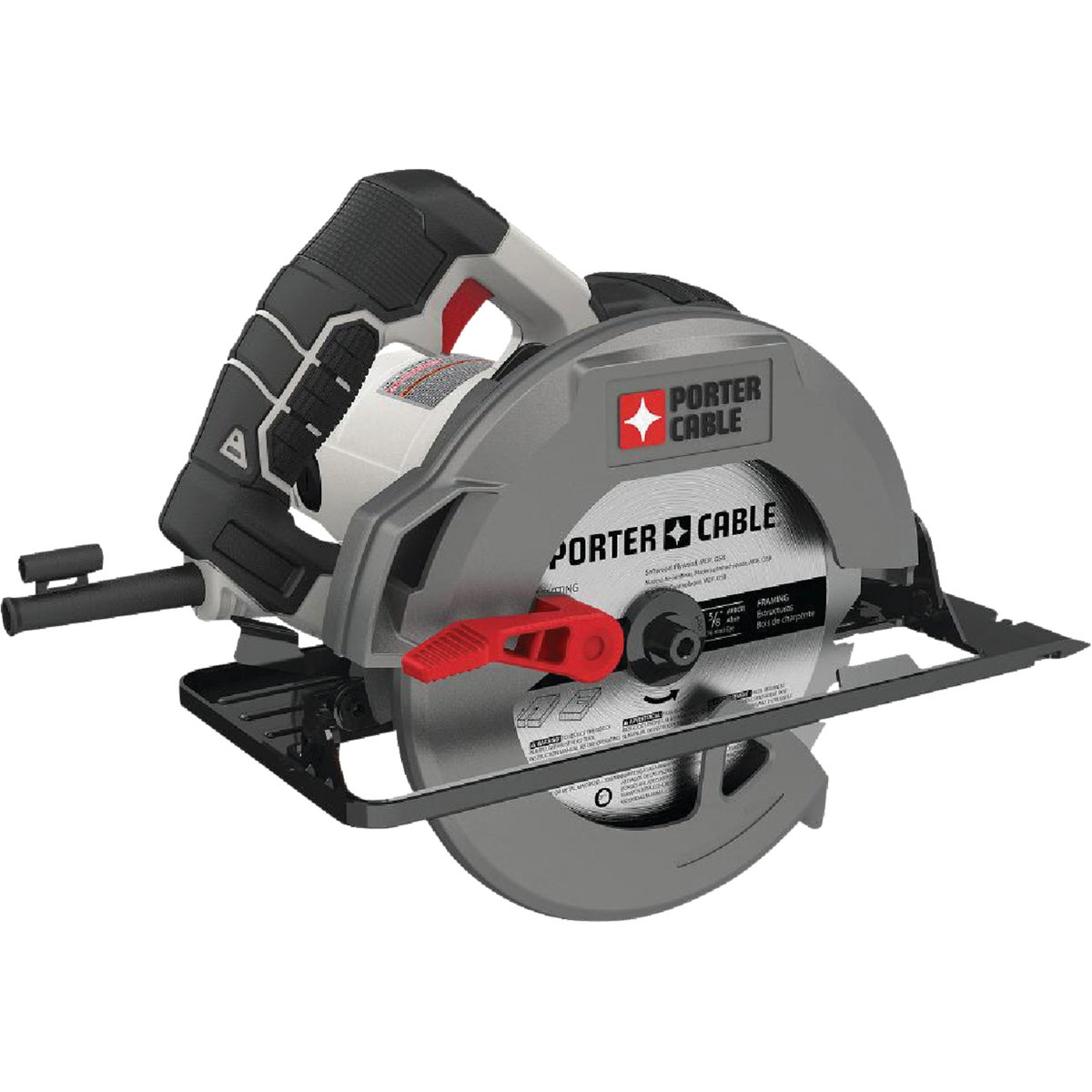 "7-1/4"" 13A CIRCULAR SAW - PC13CSL by Black & Decker"