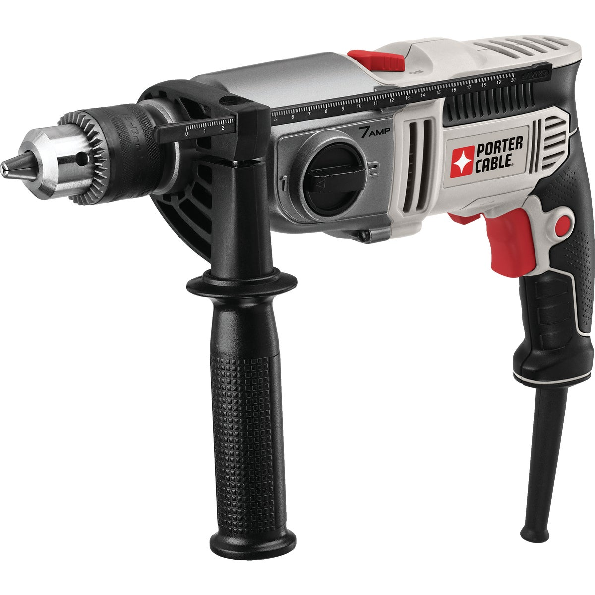 "7.0AMP 1/2"" HAMMERDRILL - PC70THD by Black & Decker"