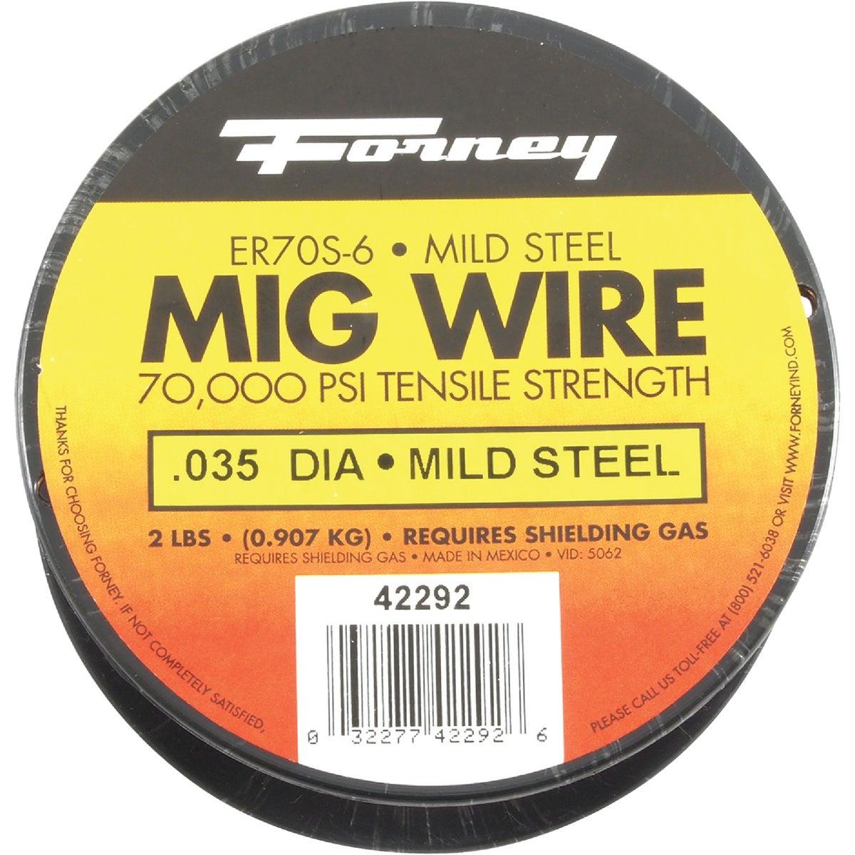2LB .035 MIG WIRE