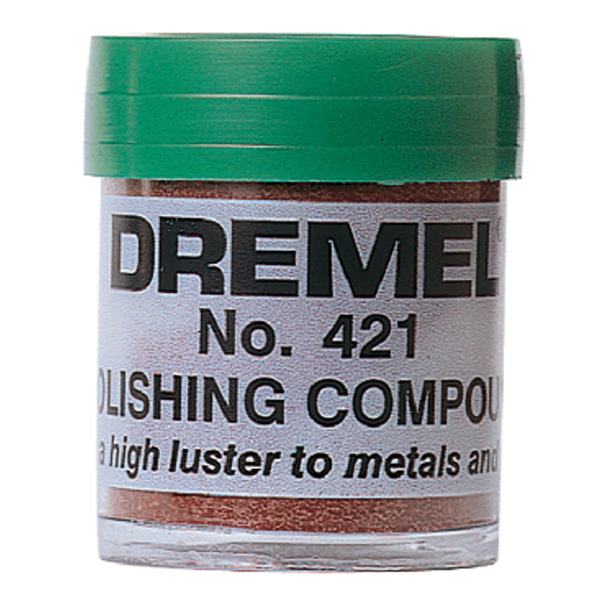 POLISHING COMPOUND - 421 by Dremel Mfg Co