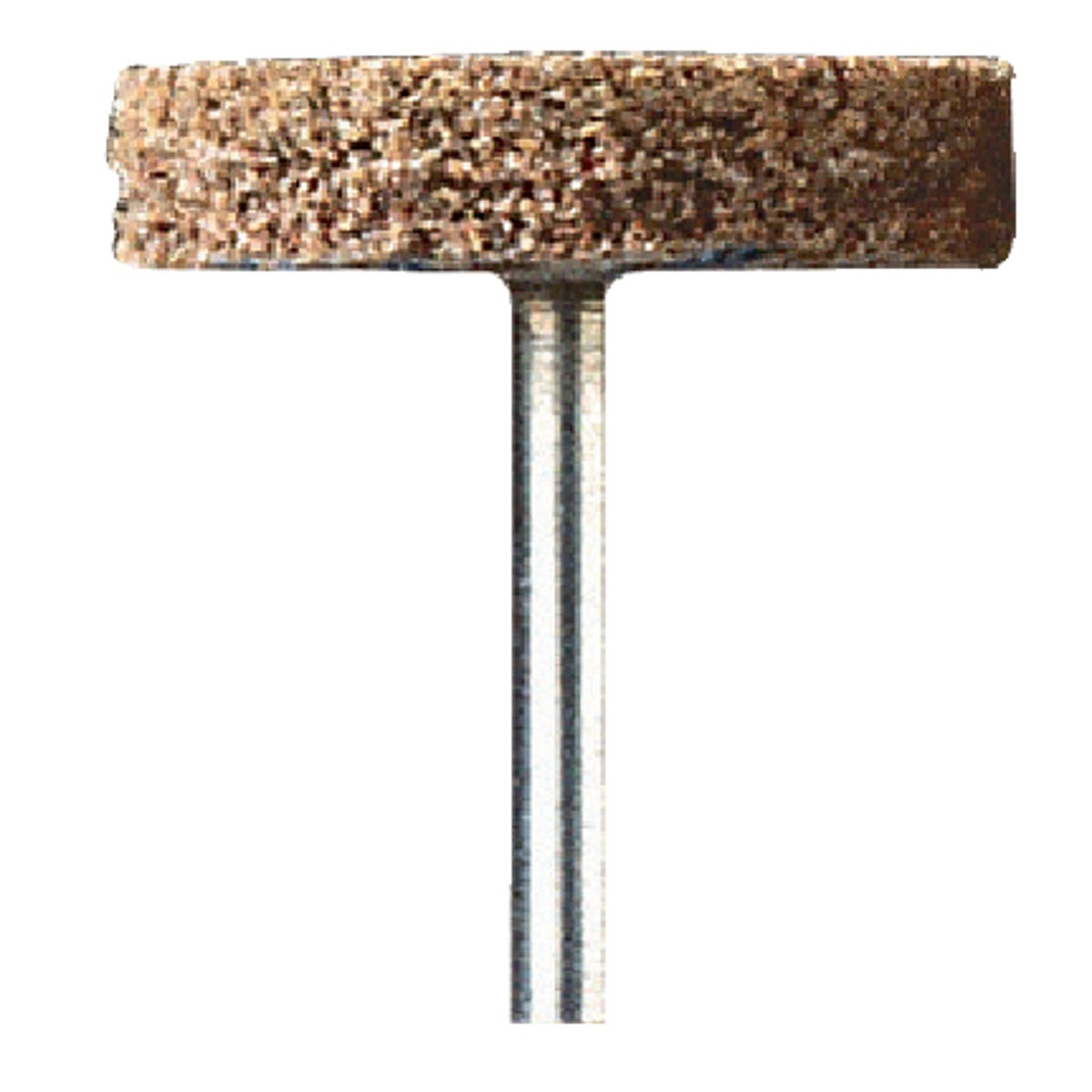 "1"" MED ABRASIVE WHEEL"